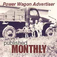 Power Wagon Advertiser Magazine
